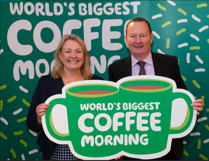 MacMillan 2018 Worlds Biggest Coffee Morning