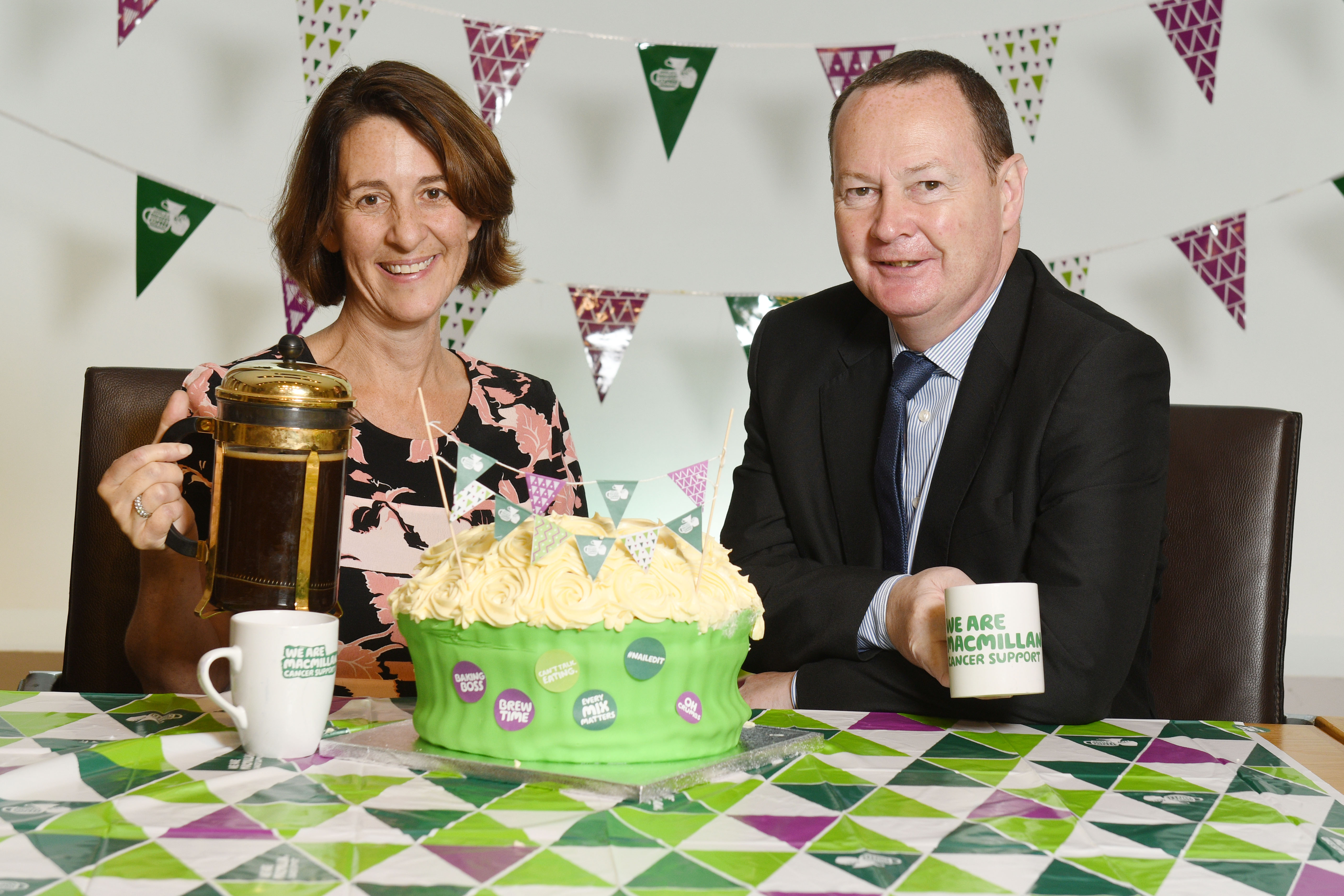 Macmillan 2017 Coffee Morning
